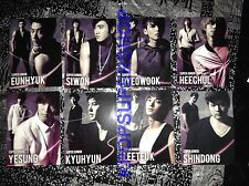 Super Junior Star Collection Card Full Magnet Magnetic Photocard Set KPOP NEW