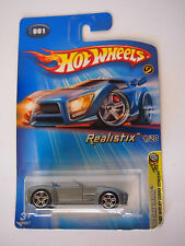 HOT WHEELS 2005 FIRST EDITIONS 1/20 FORD SHELBY COBRA CONCEPT