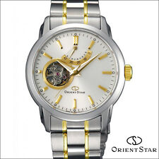 Orient Star Open-Heart Automatic with Sapphire Crystal, Power Reserve #DA02001W