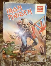 Iron Maiden Rock Guitar Tab Book Tablature Song Book ALL 4 ALBUMS 1984 RARE