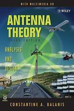 Antenna Theory: Analysis And Design 3Rd Ed Int'L Edition