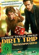 Dirty Trip - Mississippi Grind  (2015) DVD Mit Ryan Reynolds Road Movie