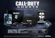 Call of Duty Ghosts Prestige Edition Xbox 360 AUS EDITION *BRAND NEW* + Warranty