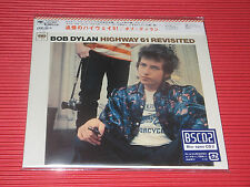 2014NEW VERSION  BOB DYLAN HIGHWAY 61 REVISITED   JAPAN MINI LP Blu-spec CD 2