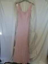 Jasper Conran pink silk dress, size 14