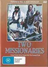 TWO MISSIONARIES  -TERRENCE HILL & BUD SUPENCER  - BRAND NEW