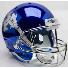 KENTUCKY WILDCATS Schutt AiR XP Full-Size REPLICA Football Helmet (BLUE CHROME)