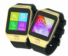 "2G Cellphone ""Smart Watch"" A Fantastic Must Have Cool Timepiece Great Gift Idea."