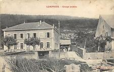 CPA 01 LOMNIEU GROUPE SCOLAIRE