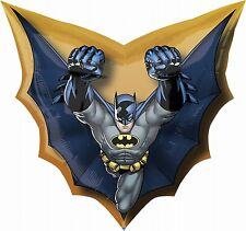 BATMAN CAPE SuperShape Foil Balloon (Item No. 17755) {Amscan} (Party/Kids/Gift)