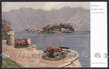 VERBANIA STRESA 138 LAGO MAGGIORE - Pittore E. POLESELLO Cartolina