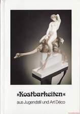 Manuel des objets précieux art nouveau art deco superbes photos Nymphenburg Meissen uva.