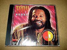 Tony Rebel - Collectors Series Vol.1 / CD / Penthouse / OVP, Sealed / Reggae