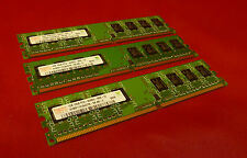 3GB KIT hymp112u64cp8-s6 ab-c DDR2 Non-ECC Desktop Memory Ram pc2-6400u-666-12