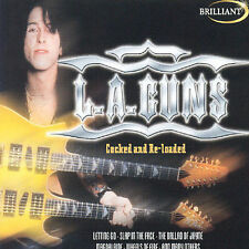 Cocked & Re-Loaded by L.A. Guns (CD, Jun-2001, Brilliant)