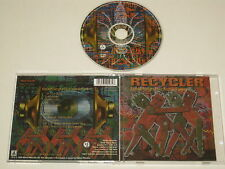 RECYCLER/ALPHA BHANGRA PSYCHEDELIC FUNKIN'(NATION/NRCD1097)CD ALBUM