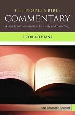 2 Corinthians: A Devotional Commentary for Study and Preaching (People's Bible C