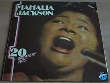 LP Vinyl  Mahalia Jackson - 20 Greatest Hits  (WSC)