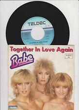 "BABE Together In Love Again  7 "" Single"