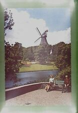 CPA Germany Bremen Windmill Moulin a Vent Windmühle Molino Mill Wiatrak w194
