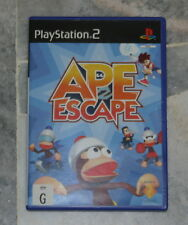 PS2 APE ESCAPE NEW Complete PAL UK