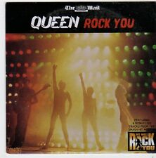 (FI587) Queen, Rock You - 2009 The Mail CD