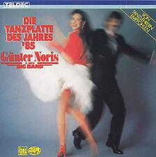 GÜNTER NORIS & SEINE BIG BAND - CD - DIE TANZPLATTE DES JAHRES '85