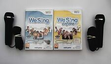 WE SING AND WE SING ENCORE WII PAL