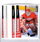 1X CHRIS OSGOOD 1996-96 Collectors Choice #84 JUMBO 5X7 OVERSIZE Lots Available