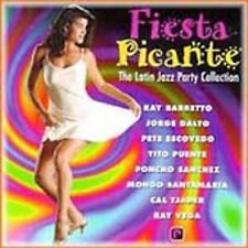 Fiesta Picante: The Latin Jazz Party Collection (2 CD Set), New Music