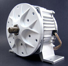 WindZilla + Hub 12 V AC Permanent Magnet Alternator Wind Turbine Generator PMA
