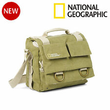 NEW National Geographic Earth Explorer NG 2346 Midi Messenger Camera Carry Bag