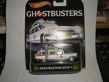 2016 HOT WHEELS RETRO ENTERTAINMENT  ECTO 1 GHOSTBUSTERS '59 CADILLAC HEARSE