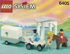 Lego Town Paradisa #6405 Sunset Stables New SEALED - Ships World Wide