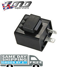 2 Pin Motorcycle Indicator 12v Flasher Relay Motorbike LED Turn Signal Unit Pit