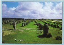 CARNAC - MENHIRS Alignements du Ménec - Carte postale couleurs neuve - MORBIHAN
