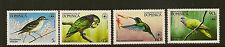 DOMINICA : 1984 WWF Birds set  SG 870-3 unmounted mint