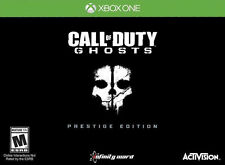 *NEW* Call of Duty: Ghosts Prestige Edition  (Microsoft Xbox One, 2013)