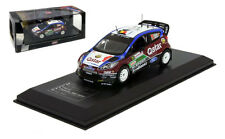 IXO Ford Fiesta RS WRC Sardinian Rally 2013 - Thierry Neuville 1/43 Scale