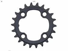 Shimano 22T 9-Speed Chainring Black for Deore XT FC-M770,  MTB Road
