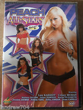 Peach All Stars Vol. 1 DVD NEW Unrated