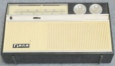 GIALA RADIO LW MW FROM USSR AS NOT WORKING NO BATTERY COVER RECIEVER RICEVITORE