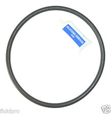 "8"" Lid O-ring gasket seal 6011 for Lacron / Waterco sand filter + 7gm Sil grease"