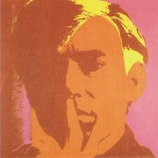 ANDY WARHOL - Self Portrait Orange - ART PRINT 26x26 Offset Lithograph Poster