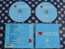 2CD I love House Vol. 4 - wie neu ! - Fedde Le Grand - Milk & Sugar - Ian Carey
