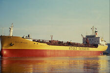 535099 STOLT NORNESS Liberian Flag Stolt Tanker A4 Photo Print