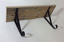 Repurposed Reclaimed Distressed Rustic Wall Shelf Handmade Weathered Look