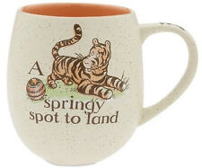 DISNEY PARKS AUTHENTIC 16 oz COFFEE MUG CUP TIGGER WINNIE THE POOH CLASSIC NEW