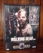 The Walking Dead Season 6 Limited Edition Trucker Walker Blu Ray Ultimate New UK