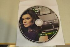 Breaking Bad Third Season 3 Disc 2 Replacement DVD Disc Only